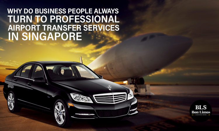 airport transfer service in Singapore